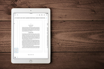 Kindle Now Lets You Zip Through a Book and Save Your Spot