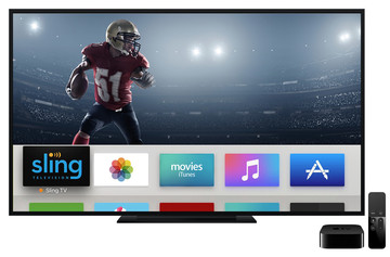 Apple TV First Look: Watch Your Favorite Shows on Sling TV