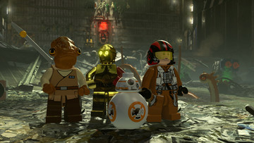 LEGO Star Wars: The Force Awakens Lands on the App Store