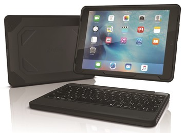 ZAGG Rugged Book Keyboard Case is the Ultimate in Protection and Function