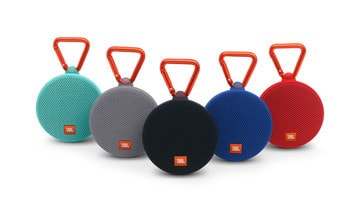The JBL Clip 2 Provides Great Sound in A Portable, Waterproof Package