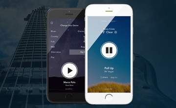 WeatherTunes Matches Songs With Sunshine