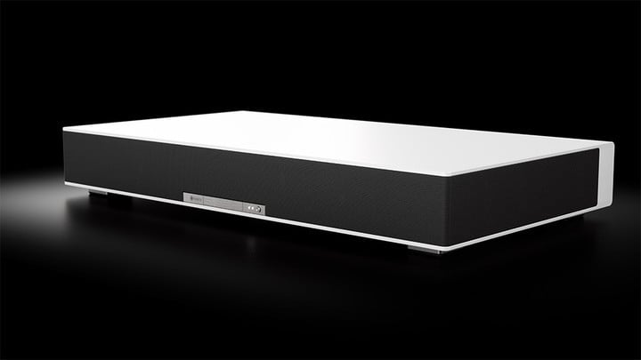 Raumfeld SoundDeck in white