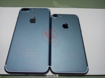 The Space Black 'iPhone 7' is Apparently Shown in a New Image