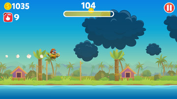 Take to the Sky and Pilot Your Plane in Brave Jet