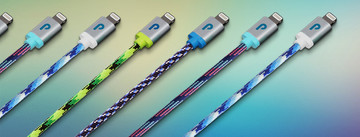 Paracable MFi Certified Lightning Cables Charge Your Devices in Style