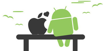 Apple and Google Make up 99 Percent of the Worldwide Smartphone Market