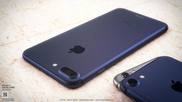 iPhone 7 renderings