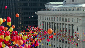 Apple's New 'Balloons' Ad: What's It All About?