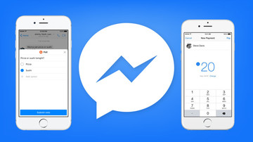 Facebook Messenger Gets New 'Chat Assist' Features for Polls and Payments