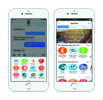 The Perfect Match: Apple iPhone 7 and iOS 10 iMessages
