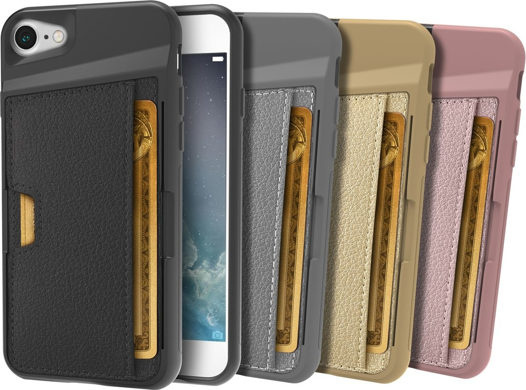 CM4 iPhone 7 Wallet Case - Q Card Case