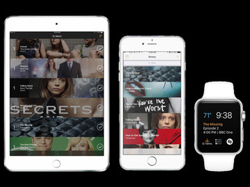 It's Always Television Time With This Tracking App for iOS