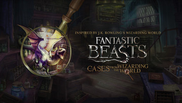 Solve Cases From the Wizarding World in the Fantastic Beasts iOS Game