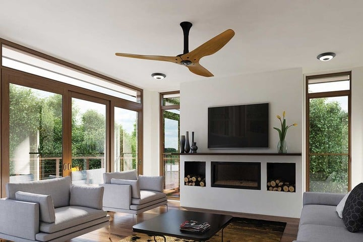 Haiku home ceiling fans make your home smarter haiku home provides a detailed product cut sheet as soon as you customize your fan a nice touch mozeypictures Gallery