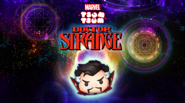 Marvel Tsum Tsum Welcomes Doctor Strange