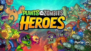 Plants vs. Zombies Heroes is a Fun and Exciting Collectible Card Game