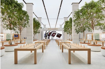 Don't Even Think About Stealing iPhones in Apple Retail Stores