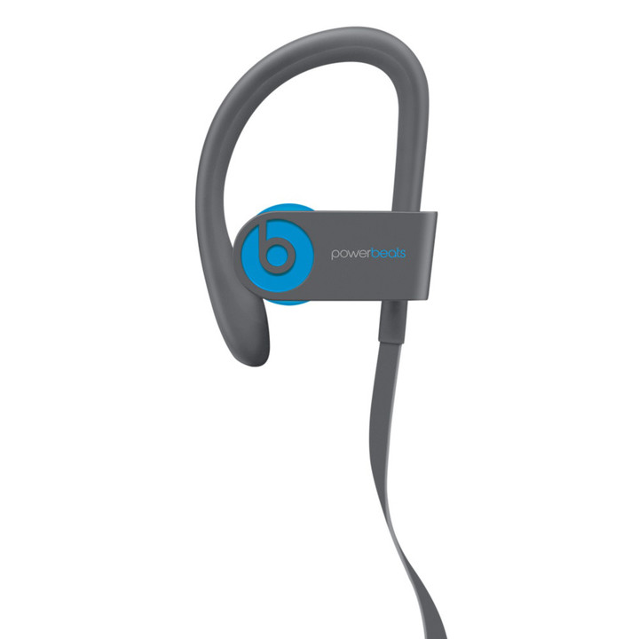 The Powerbeats 3 come in five different colors.