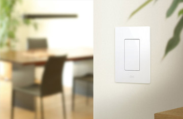 Elgato's Eve Light Switch Offers Built-In HomeKit Control