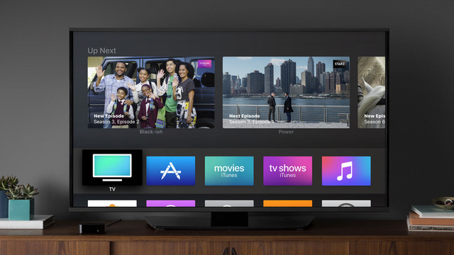 Apple Showcases the New TV App for the Apple TV, iPhone and iPad