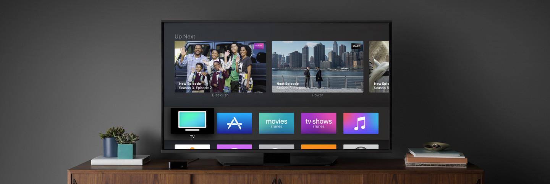 New TV App