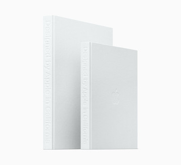 Apple Announces 'Designed by Apple in California' Photo Book