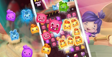 Trivia Crack Creator Etermax Does Match-3 With Melody Monsters
