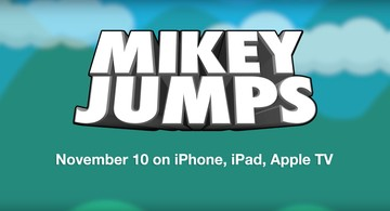 Mikey Jumps His Way Onto the App Store and Into Our Hearts