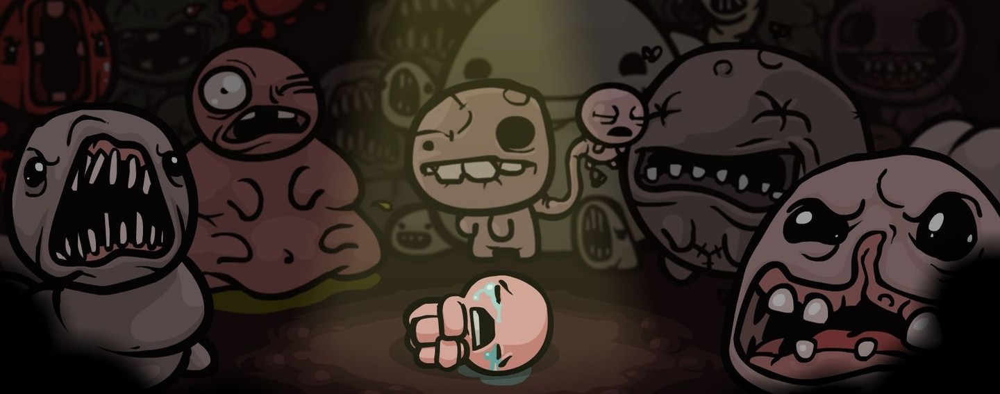binding of isaac browser game