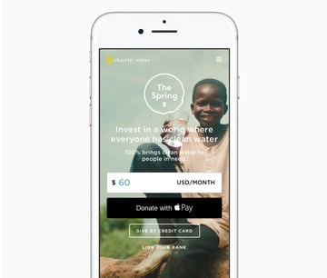 Apple Pay Can Now be Used to Donate to Nonprofits