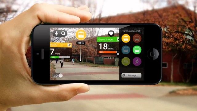 Report: Apple Integrating Augmented Reality into Camera App