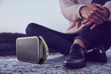 The Beoplay A2 Active Bluetooth Speaker Charges Quickly via USB-C