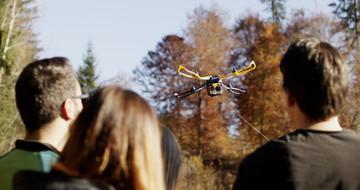 Say Hello to Fotokite Phi, a Simple Way to Take Aerial Photos and Videos