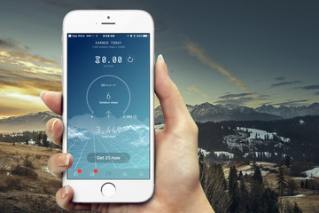 Get Paid to Exercise With Sweatcoin for iPhone