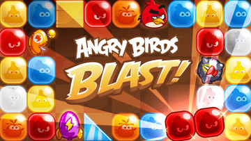Angry Birds Blast Set for Worldwide Launch on Dec. 22