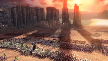Dawn of Titans Is a Larger-Than-Life Action Strategy Game
