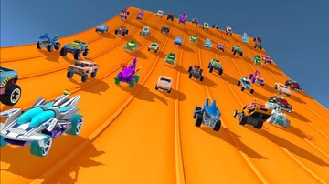 Hot Wheels: Race Off Brings Your Favorite Toy Cars to Your iOS Device