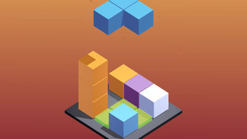 Kubik by Ketchapp Is Just Like Tetris, Except It's in 3-D