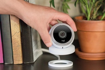 Looking For a Wireless Security Cam? The Logitech Circle is at an All-Time Low