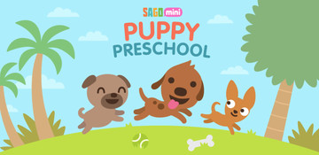 Sago Mini Puppy Preschool Entertains and Teaches Your Child