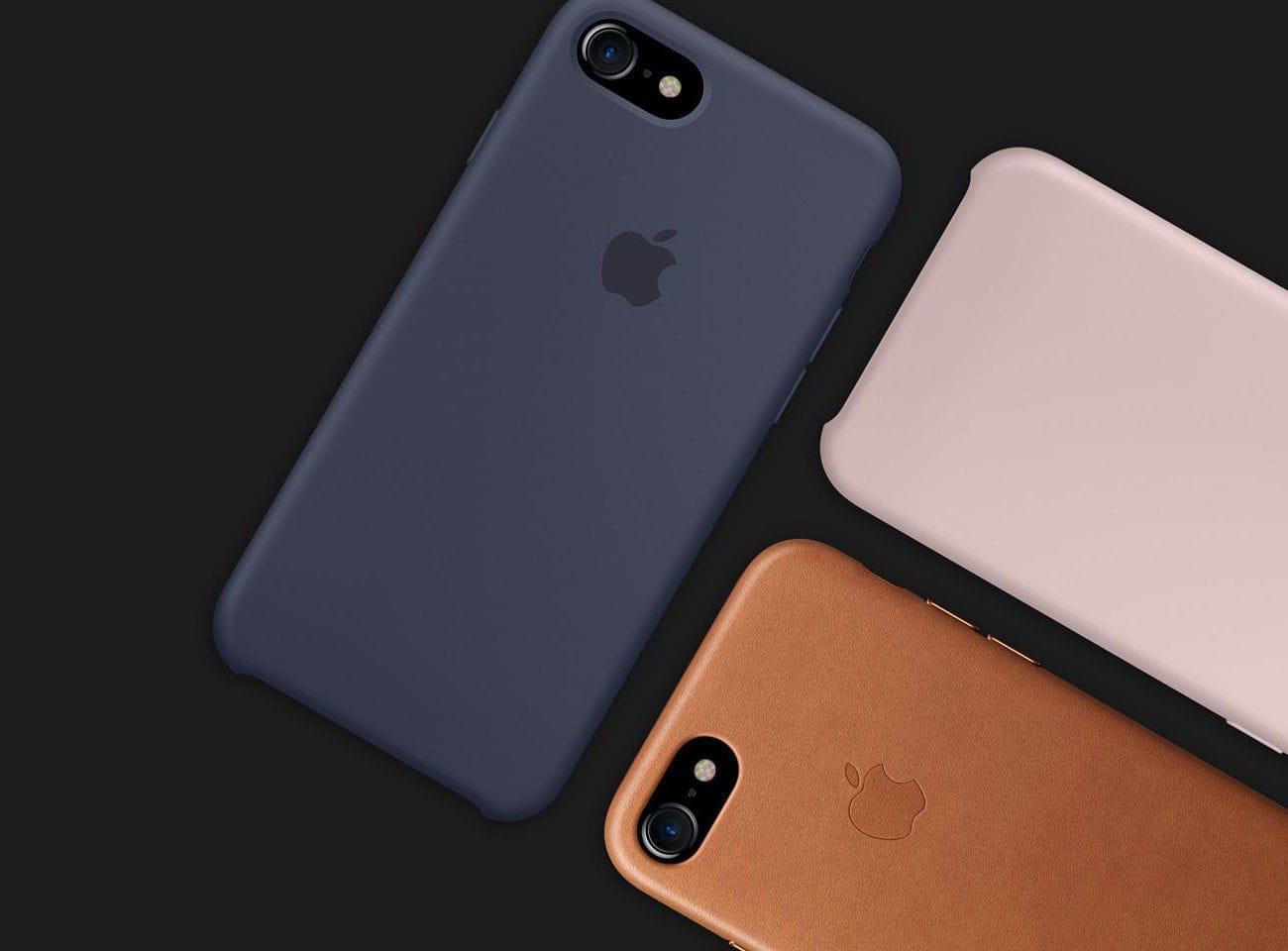 iPHone 7 Leather Cases