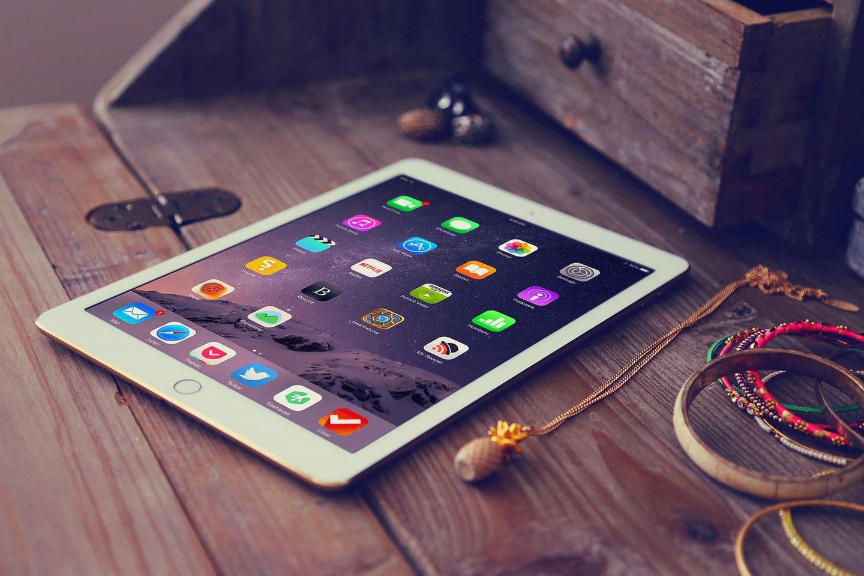 10.5-inch iPad