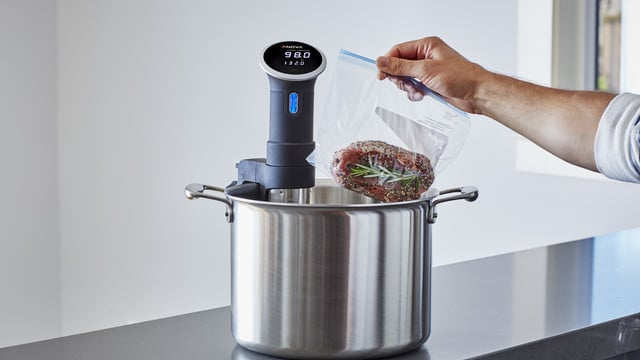 Cook Your Food To Perfection with Anova Sous Vide for $119