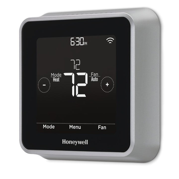 There are currently around 100 devices certified with HomeKit - including the Honeywell Lyric T5 Thermostat.