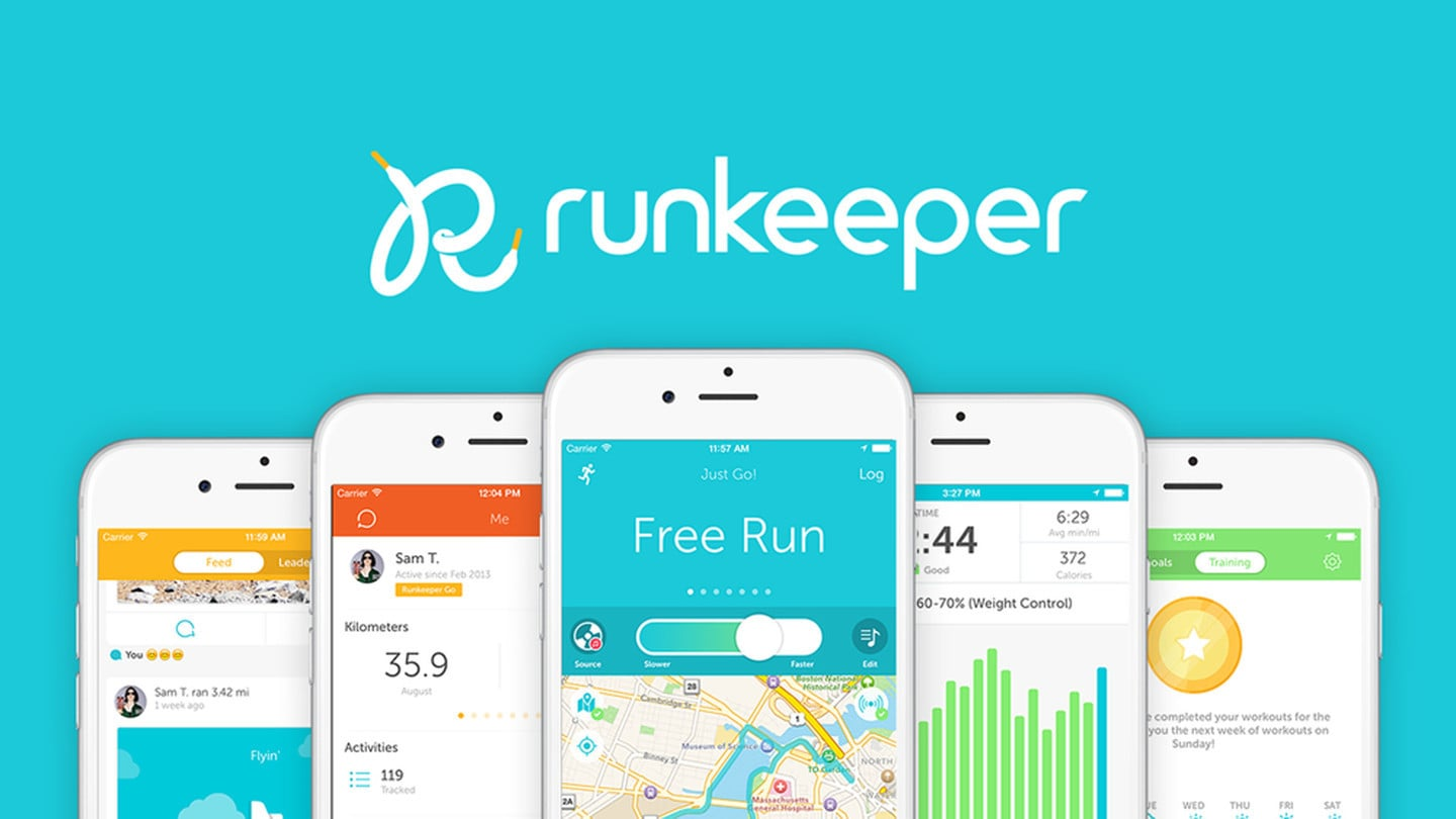 Image result for Runkeeper