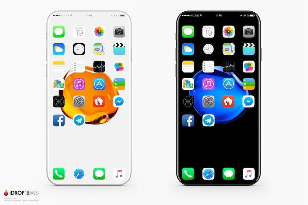 iPhone OLED Panels