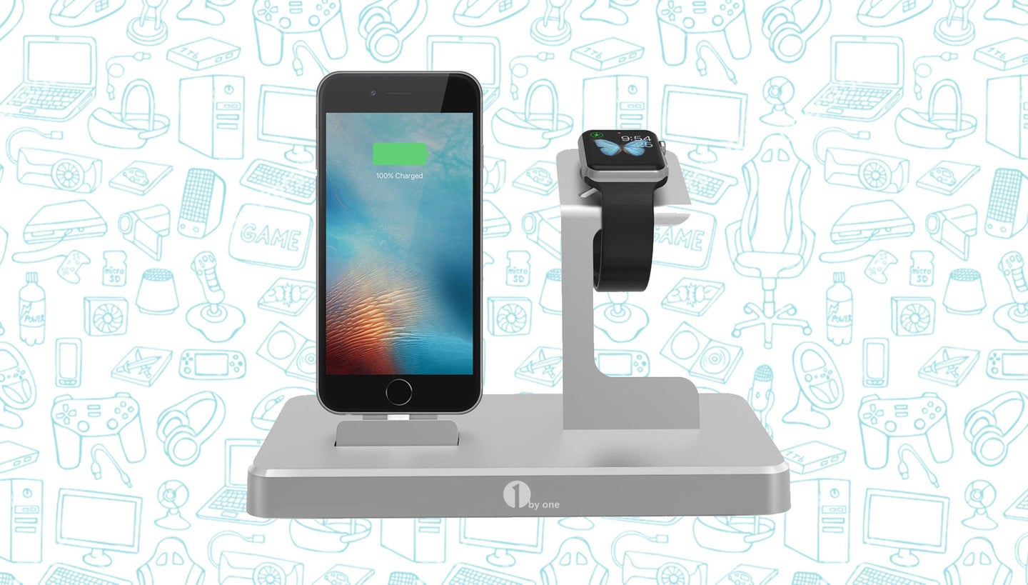 Charge Your iPhone, Apple Watch and More for Just $40