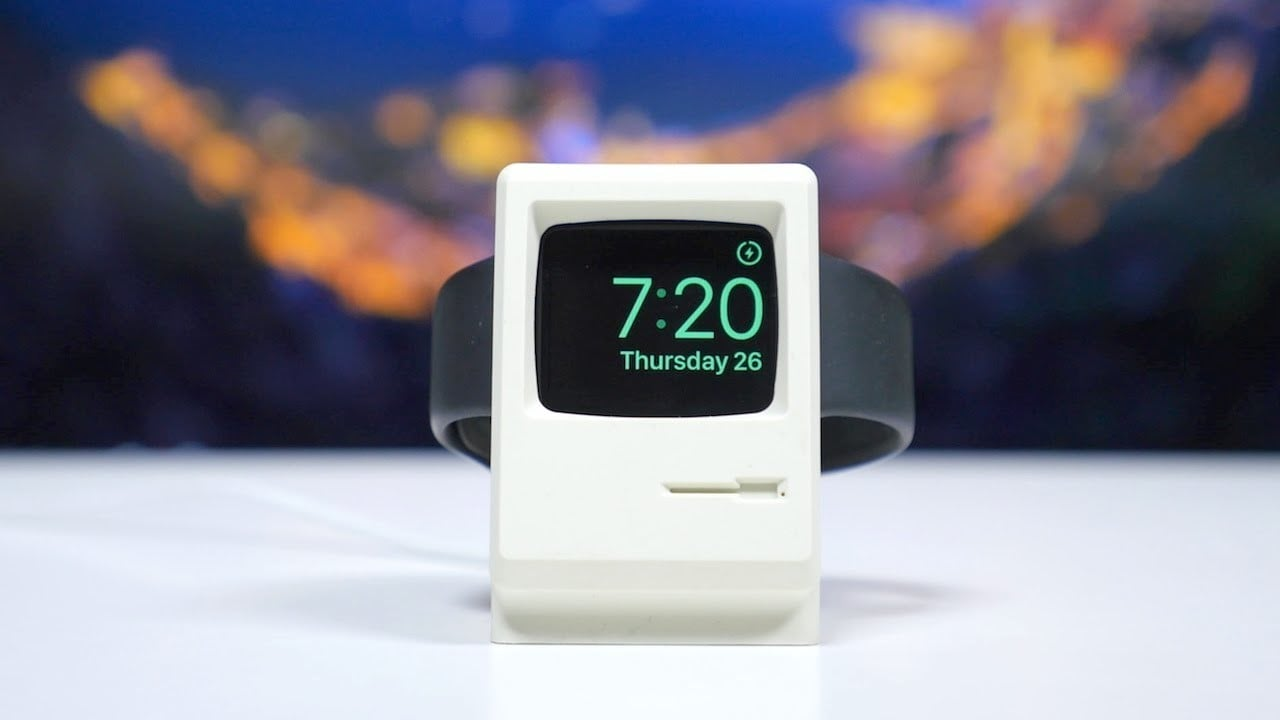 Get this Apple Watch Vintage Stand for Just $10, the Lowest Ever