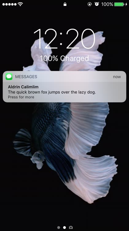 more iMessage tips and tricks interactive notifications